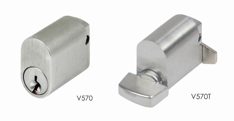 Vinco Oval Cylinders