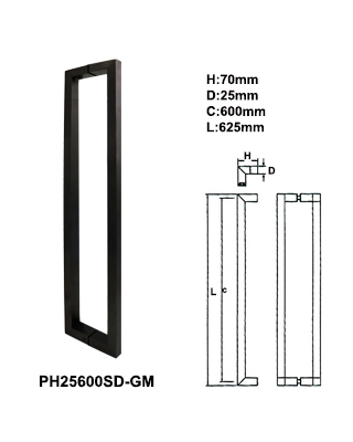 PH25600SD-AB Drawing